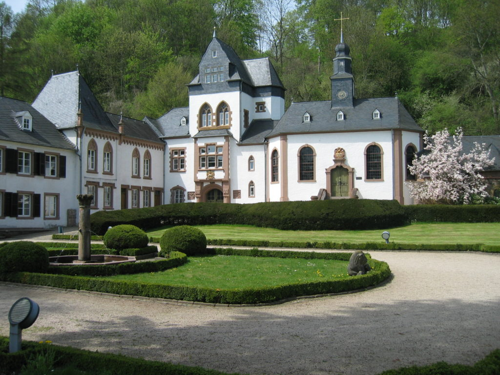 Schloss Dagstuhl bei Wadern im Saarland (Bild: Schloss Dagstuhl - Leibniz-Zentrum für Informatik GmbH)