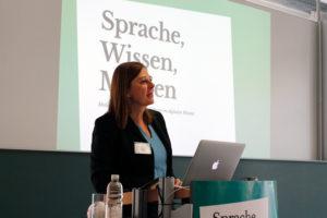 Keynote-Vortrag Heike Tappe