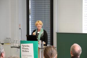 Vortrag Nina Janich