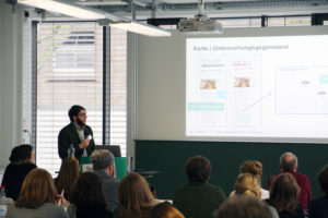 Vortrag WMK-Studierende